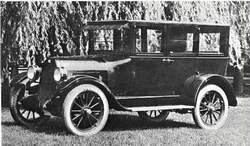 The experimental Model Z                       developed in the early 1920's for a projected                       selling price of $1,000